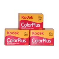 Фотопленка Kodak ColorPlus 200, 24 кадра (арт. KCP200x24) - Фотолаборатория Печатник