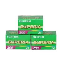 Фотопленка FujiFilm Superia 200, 24 кадров (арт. FFS200x24) - Фотолаборатория Печатник