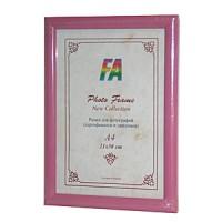 Фоторамка 21х30 Автограф, цвет - розовый (FA21х30 (розовый)) - Фотолаборатория Печатник