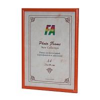Фоторамка 21х30 Радуга, цвет - оранж (р21х30 (оранж)) - Фотолаборатория Печатник