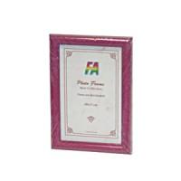 Фоторамка 10х15 Радуга, цвет - розовый (р15 (розовый)) - Фотолаборатория Печатник