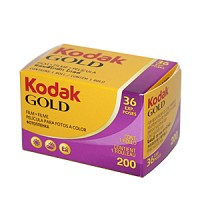 Фотопленка Kodak Gold 200, 36 кадра (арт. KCG200x36) - Фотолаборатория Печатник