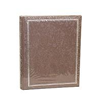 Фотоальбом 15х20 200 фото MPA Elite. 97354 светло-коричневый (арт. 97354 св-коричневый) - Фотолаборатория Печатник