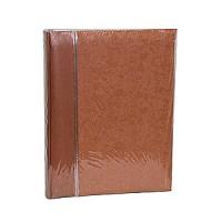 Фотоальбом 15х20 200 фото MPA Elite. 97654 коричневый (арт. 97654 коричневый) - Фотолаборатория Печатник