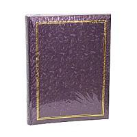 Фотоальбом 15x23 100 фото MPA Elite. 97226 фиолетовый (арт. 97226 фиолетовый) - Фотолаборатория Печатник