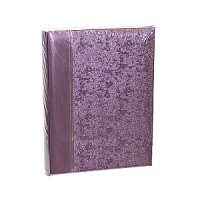 Фотоальбом 15x23 100 фото MPA Elite. 97626 фиолетовый (арт. 97626 фиолетовый) - Фотолаборатория Печатник