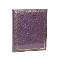 Фотоальбом 20х30 100 фото MPA Elite. 97253 фиолетовый (арт. 97253 фиолетовый) - Фотолаборатория Печатник