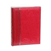 Фотоальбом 15x23 100 фото MPA Elite. 97426 красный (арт. 97426 красный) - Фотолаборатория Печатник
