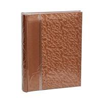 Фотоальбом 15x23 100 фото MPA Elite. 97526 коричневый (арт. 97526 коричневый) - Фотолаборатория Печатник