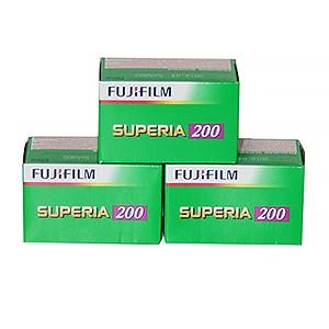 Фотопленка FujiFilm Superia 200, 36 кадров (арт. FFS200x36) - Фотолаборатория Печатник