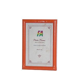 Фоторамка 10х15 Радуга, цвет - оранж (р15 (оранж)) - Фотолаборатория Печатник