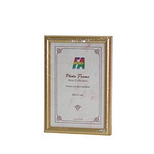 Фоторамка 10х15 Радуга, цвет - золото (р15 (золото)) - Фотолаборатория Печатник