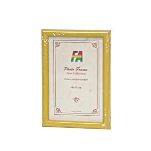 Фоторамка 10х15 Радуга, цвет - желтый (р15 (желтый)) - Фотолаборатория Печатник